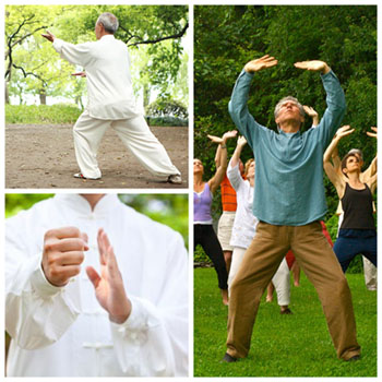 Where can learn tai chi in perth